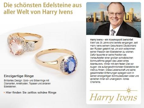 Harry Ivens